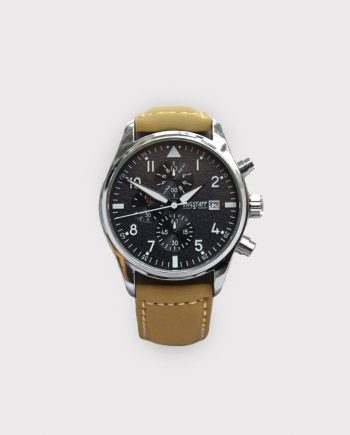 wagstaff watch beige