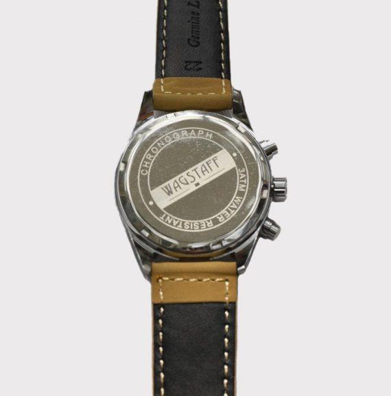 wagstaff watch beige
