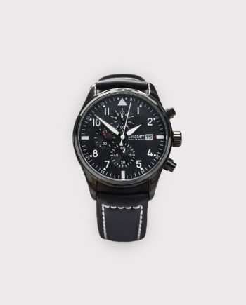 wagstaff watch black