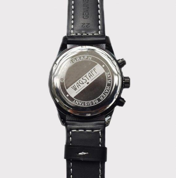wagstaff watch black